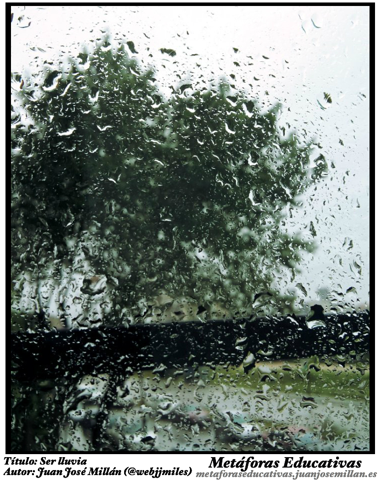Ser lluvia